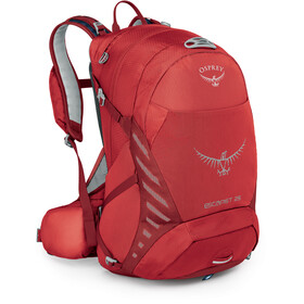 Osprey Escapist 25 Backpack S/M red